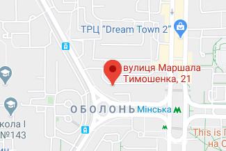 Нотаріус у Оболонському районі Києва Хмарська Лариса Миколаївна