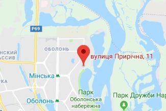 Нотариус в субботу в Оболонском районе Киева Хмарская Лариса Николаевна