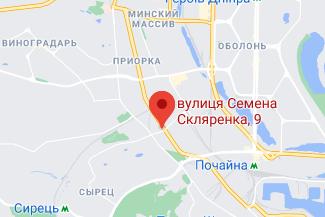 Нотариус в Оболонском районе Киева - Зубкова Елена Егоровна