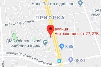 Нотариус в Оболонском районе Киева Баранец Алла Николаевна