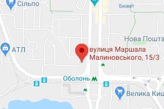 Нотариус в Оболонском районе Дудаш Марианна Мирославовна