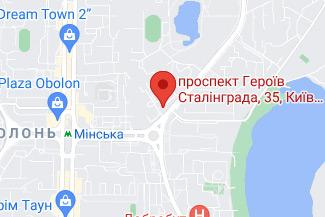 Нотариус в Оболонском районе Киева - Лешенко Виктория Юрьевна